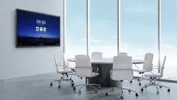Maxhub Classic Series ( C Series) Interactive Panel For Conference Room With Mic & Speaker