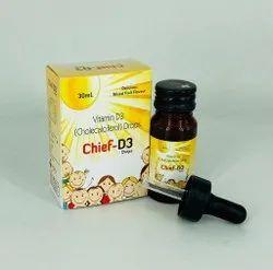 Cholicalciferol (Vitamin D3) Solution