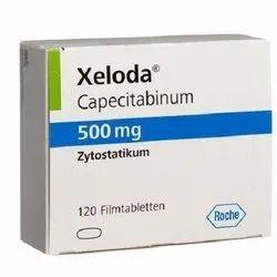 Xeloda ( Capecitabinum )