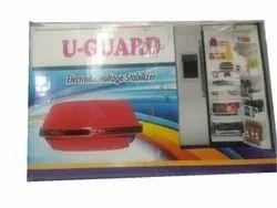 Three Phase U-Guard Electronic Voltage Stabilizer, Floor