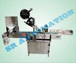 Blood Collection Test Tube Labeling Machine - 500 TPM