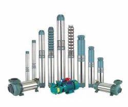 Crompton Submersible Pumps Set