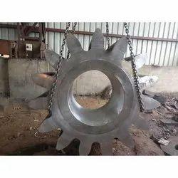 Crown pinnion steel casting