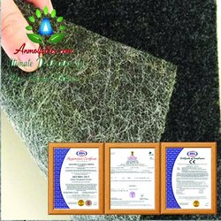 100% PTFE Needle Punched Non Woven Industrial Fabric Felt For Ptfe Dust Filter Bag