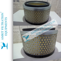 Din Fit Dust Collector Filter Cartridge