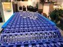 Modular Plastic Belt Conveyor