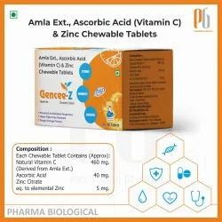 Gencee-Z Chewable Tablet