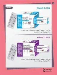 Atorvastatin and Clopidogrel Tablets