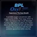 BPL Medical Technologies BPL Oxygen Concentrator Oxy5 Neo (White)