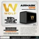 Wolf Air Mask ( Sars Covid Device ), Model Name/Number: Wa 1000