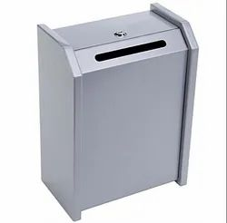 Stainless Steel Cheque Drop Box