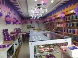 Bakery Interior Designing Service