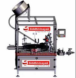 Test Tube Filling Machine