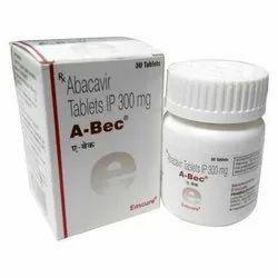 A-BEC (Abacavir 300 Mg)
