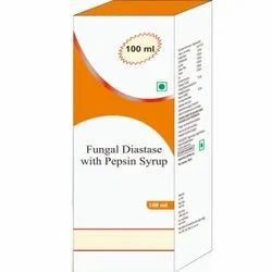 Fungal Diastase & Popsin Syrup