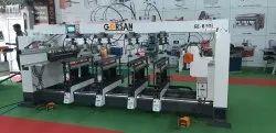 GE 610 I Six Head Woodworking Multi Boring Machine