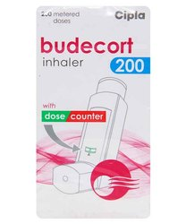 Budecort 200 Inhaler  Budesonide 200mcg