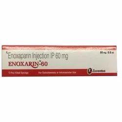 Enoxarin-60 Enoxaparin Injection 60 mg