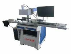 CCD Camera Positioning Laser Marking Machine