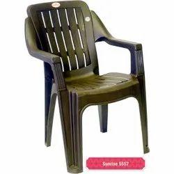 Mix Green Plastic Chair