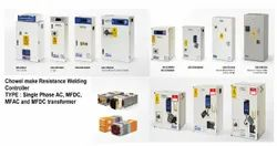 All types of Resistance welding controller