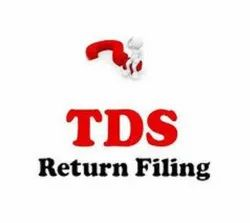 Financial Consultant TDS Return Filing Services