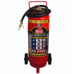 AFFF Based 50kg Mechanical Foam Fire Extinguisher, For Office,Industrial