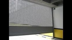 Commercial  Perforated Rolling Shutter