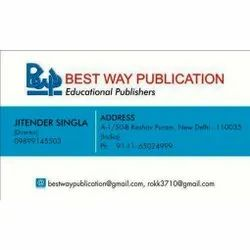 Book Shop Business Card Printing Service