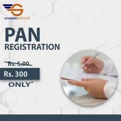 1-2 Days Online Pan Card Registration Services