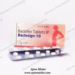 Baclosign 10 Mg