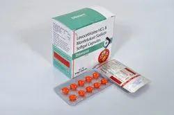 Levocetirizen 2.5mg And Montelukast4mg