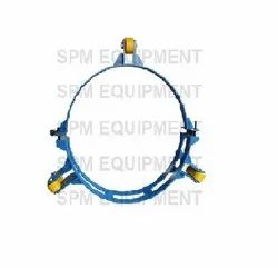 Internal Pipe Pushing Roller