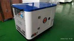 Cooper Make Generator, 1 and 3 Ph