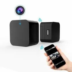 4K Full HD Security WiFi Charger Camera