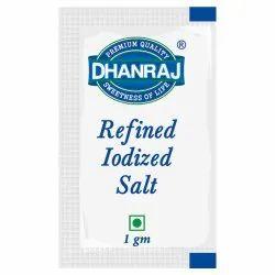Refined Iodized Salt Sachet