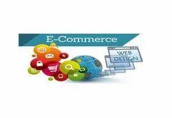 English E-Commerce Website Development Service, Full Time