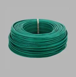 Green Electrical Wire, Wire Size: 2.5 Sq Mm