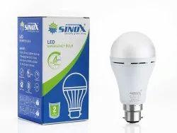 SINOX White Inverter Lamp, 6 W - 10 W, Voltage: 9 Watt