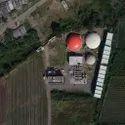 Double Membrane Biogas Storage Tank