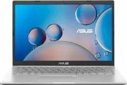 Asus Laptop X415ja-ek094ts (ci5 10thgen/8 Gb/512 Gb Ssd/windows 10 Home,14) Ms Office+ Silver