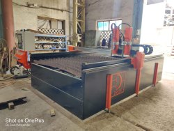 CNC Plasma & Oxyfuel  Cutting Machine