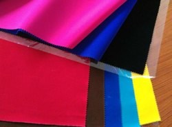 Multicolor Plain Velvet-44inch Taffeta velvet Chiripal, For Embroidery
