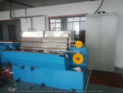 Copper Mechanical Intermediate Wire Drawing Machine, Max Inlet Wire Diameter: 3-6 mm, 440 V Three Phase