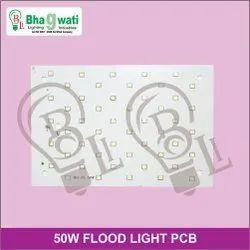 50W LED Floodlight PCB