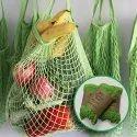 Organic Cotton Mesh Shopping Bags