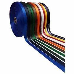 Plain Satin Lanyard Roll