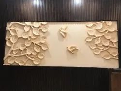 Modern Glass Frp Wall Mural, For Decoration