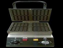 Leenova Stainless Steel Waffle Baker, For Commercial