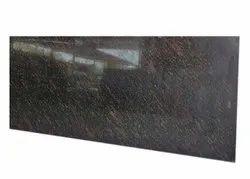 Polished Tan Brown Granite Slab, Thickness: 15mm